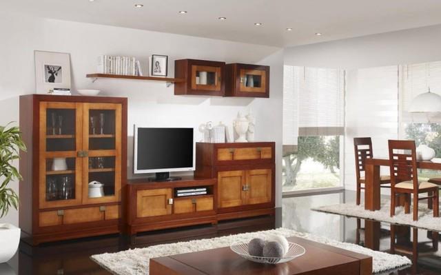 Muebles sal n muebles vallejo - Muebles clasicos salon ...