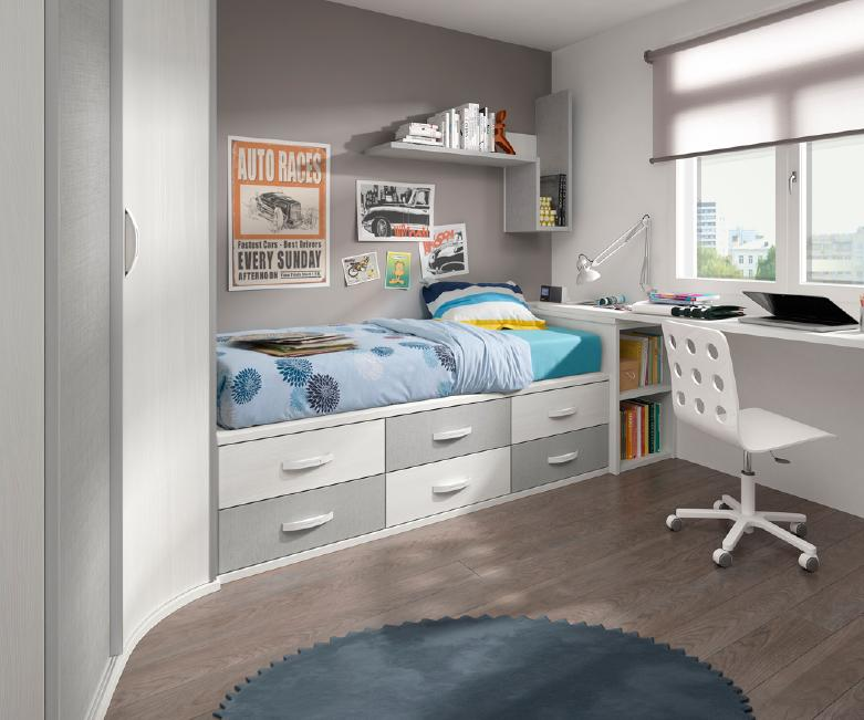 Dormitorios muebles vallejo - Muebles dormitorios infantiles ...