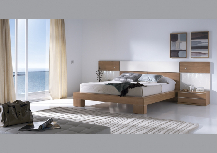 Dormitorio moderno muebles vallejo - Muebles alava ...