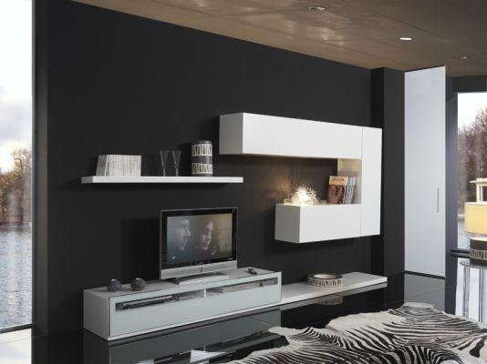 Muebles de sal n modernos muebles vallejo - Muebles para salon modernos ...