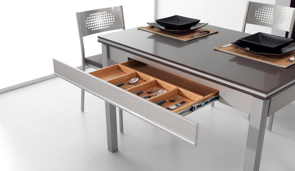 Emejing Mesas De Cocina Modernas Contemporary - Casa & Diseño Ideas ...