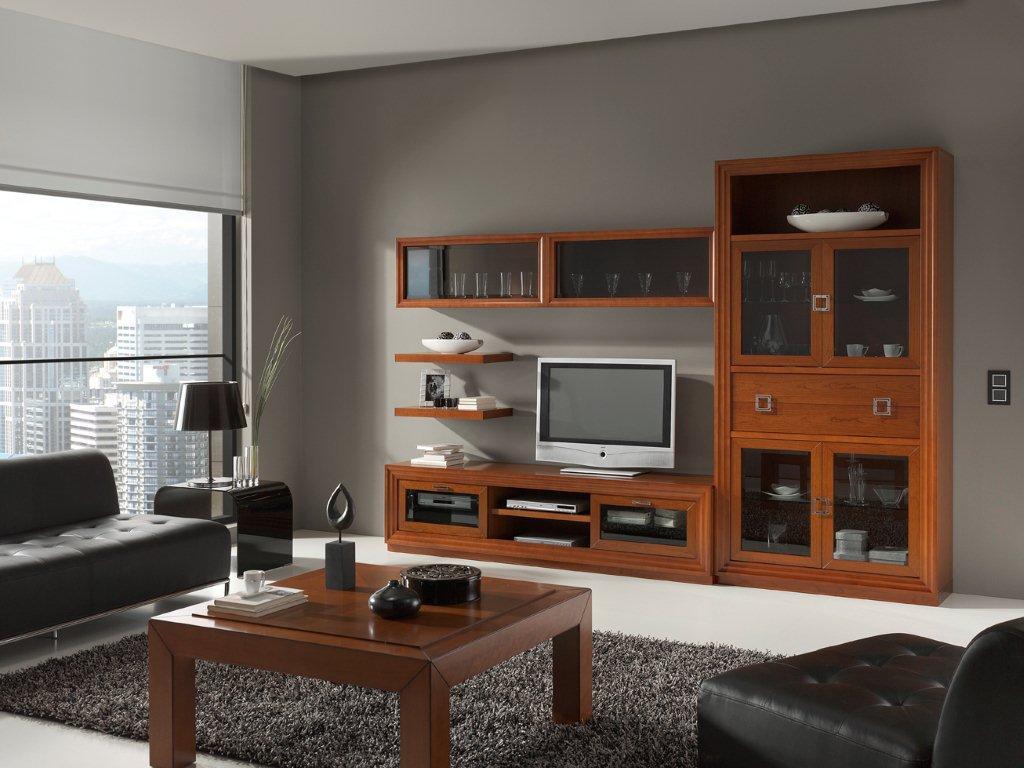 Muebles de sal n cl sicos muebles vallejo for Catalogo de muebles de salon clasicos